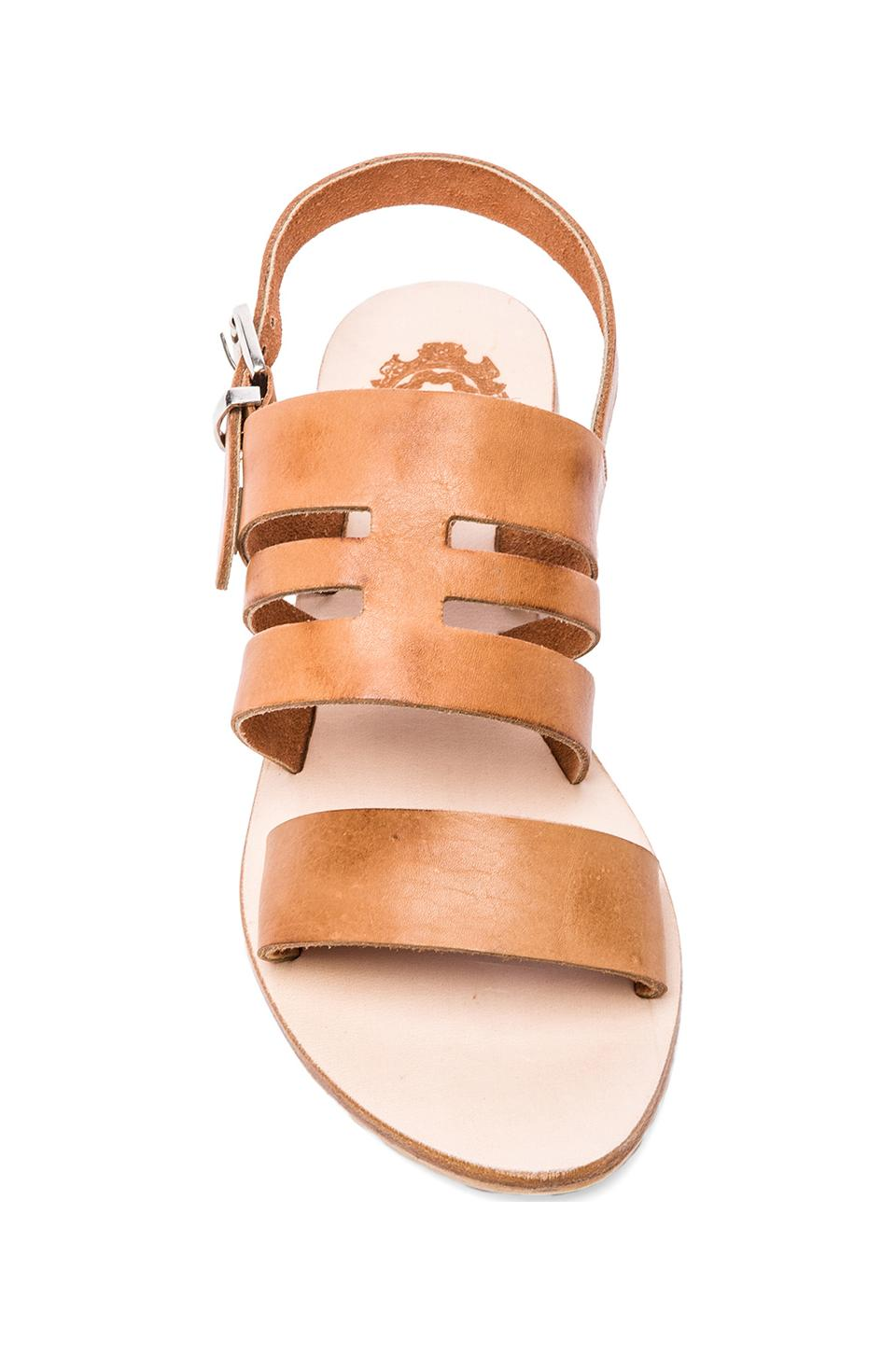 Sol sana phenoix sandal in tan from revolveclothing.com