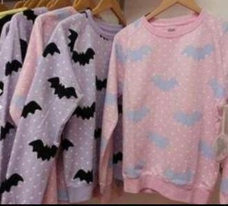 sweater japanese shirt fairy kei