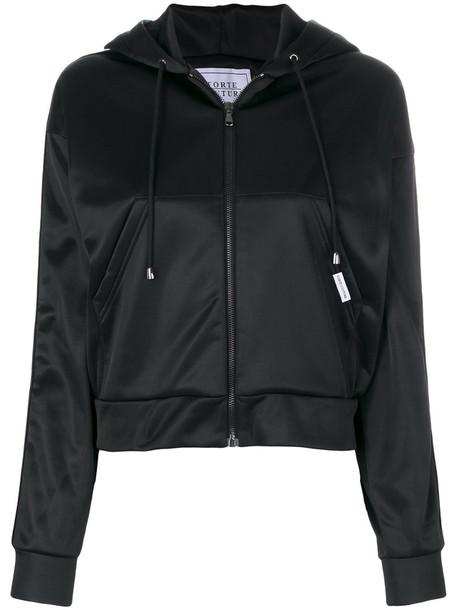 FORTE COUTURE jacket long women black