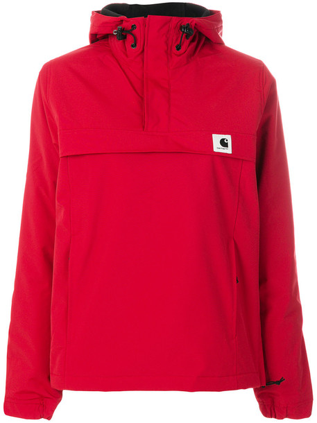 jacket women red