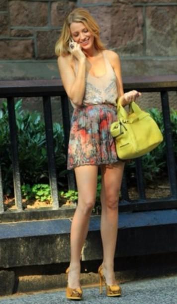 skirt,serena van der woodsen,gossip girl,blake lively