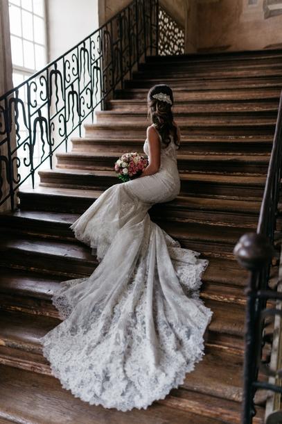 Dress Tumblr Wedding Dress Wedding Wedding Hairstyles Wheretoget
