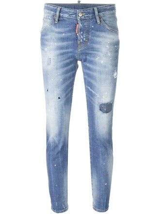 jeans cool blue