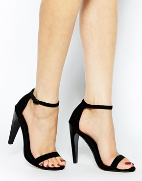 ASOS HIGHBURY Heeled Sandals at asos.com