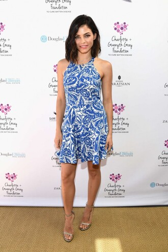 dress summer dress summer jenna dewan sandals