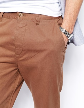 ASOS | ASOS Tapered Chinos at ASOS