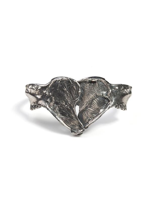 jewels bracelets jaws bone bracelet heart