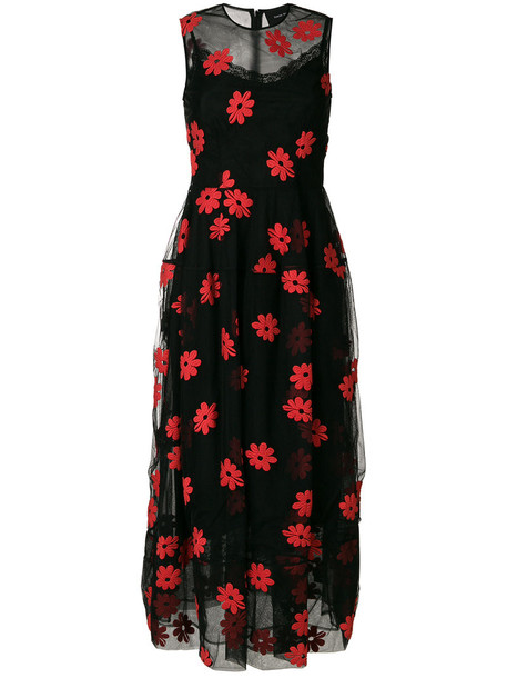 dress flare dress flare women fit black