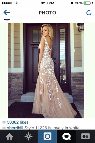 sherri hill tulle skirt prom dress long dress