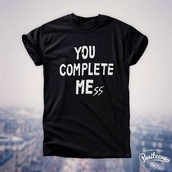 punk,you complete me,luke hemmings,t-shirt,you complete mess,5sos tank,5 seconds of summer,ash,ashton irwin,shirt