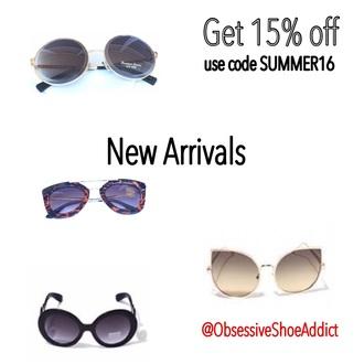 sunglasses eyewear sale discounts accessories summer accessories designer