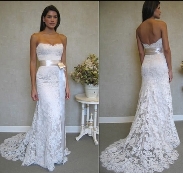 Viola wedding dress