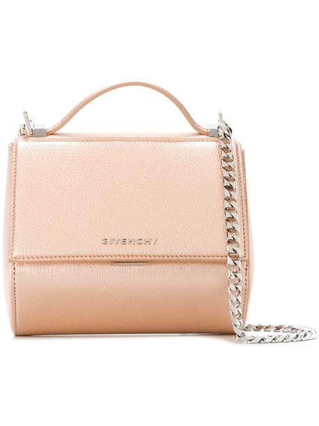 Givenchy mini women bag chain bag purple pink
