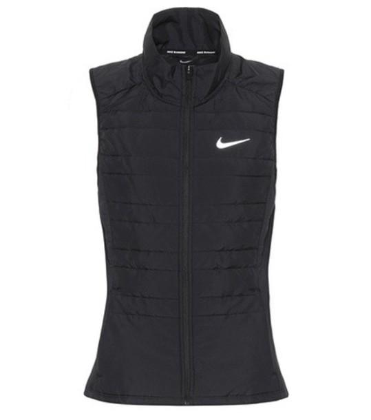 Nike vest black jacket