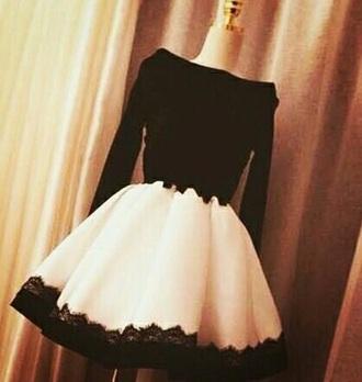 dress black dress white dress short dress fashion formal dress long sleeve dress cute dress