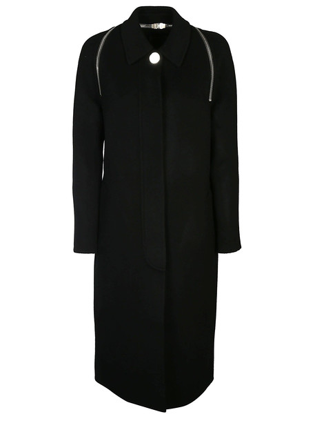 Alexander Wang Zip Detail Coat in black