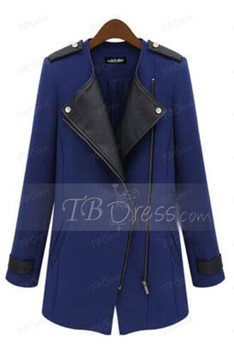 jacket blue blue jacket