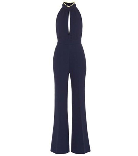 Roksanda jumpsuit blue