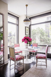 home accessory,home decor,pink flowers,pink chair