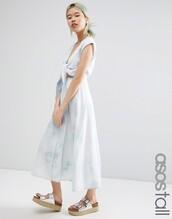 skirt,midi skirt,tie dye,blue