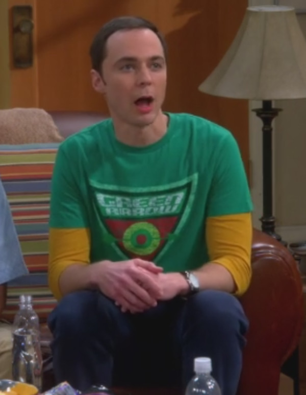 t-shirt men t-shirt big bang theory jim parsons
