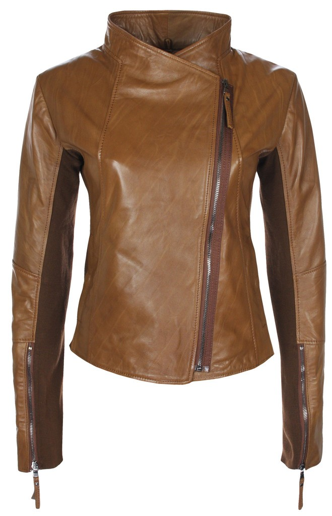 The Empress Luxe Leather Jacket - Womens - Boda Skins