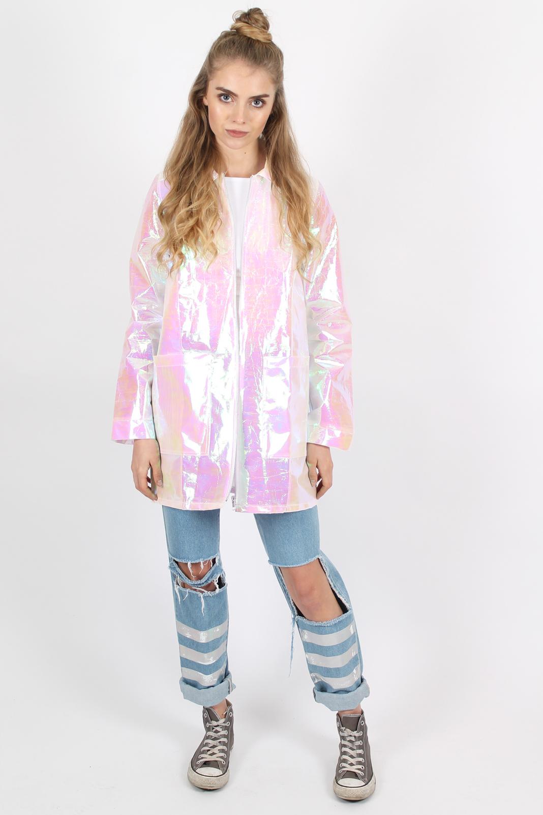 Misty swing jacket
