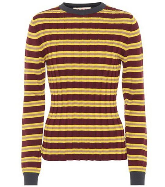 MARNI sweater cotton