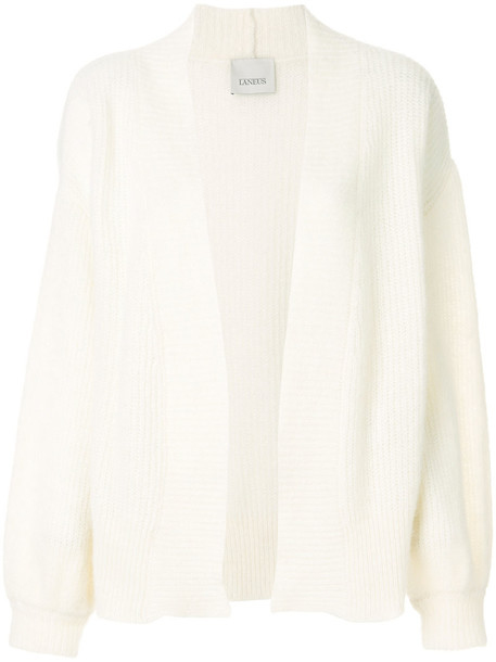 Laneus cardigan cardigan women white wool sweater