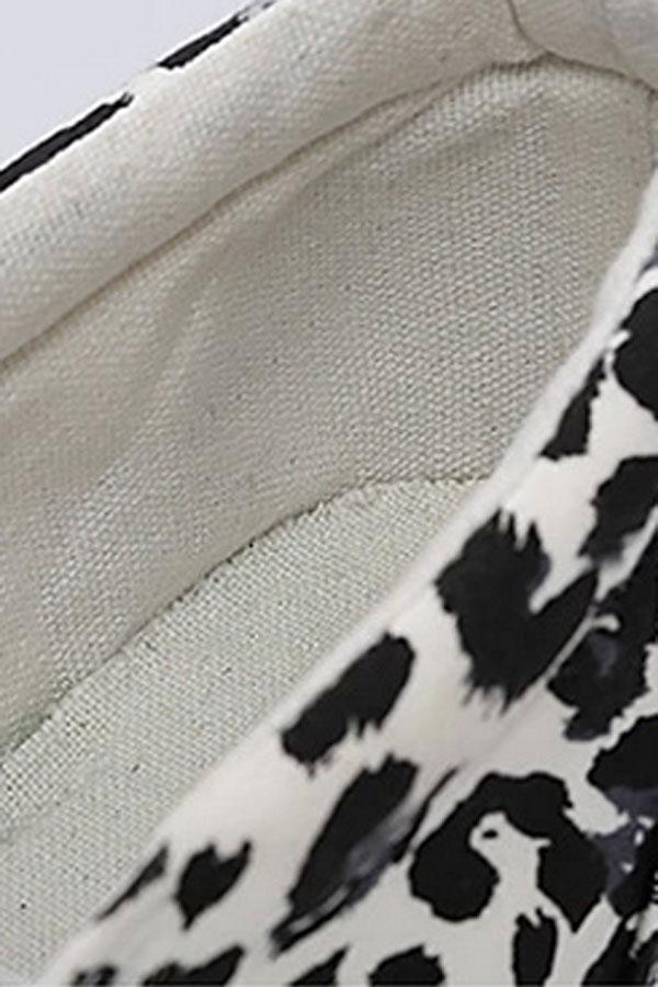 Animal Print Creeper Shoes - OASAP.com
