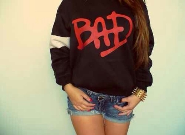 sweater bad