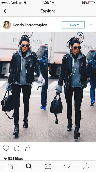 jacket black leather jacket perfecto