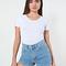 Denim shorts | american apparel