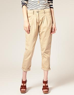 Pantalon longueur 7/8 chez asos