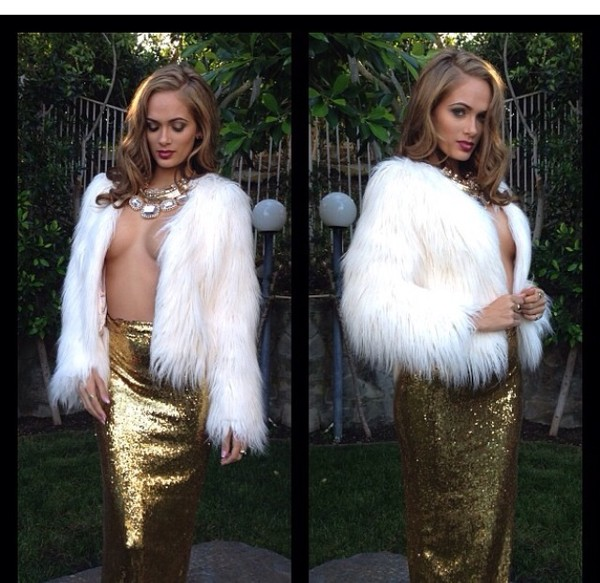 skirt maxi skirt sequin skirt gold sequins gold jacket