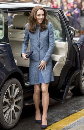 coat kate middleton pumps