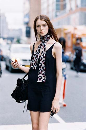 vanessa jackman blogger scarf