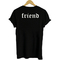 Friend forever t-shirt back couple 2 - tees shop