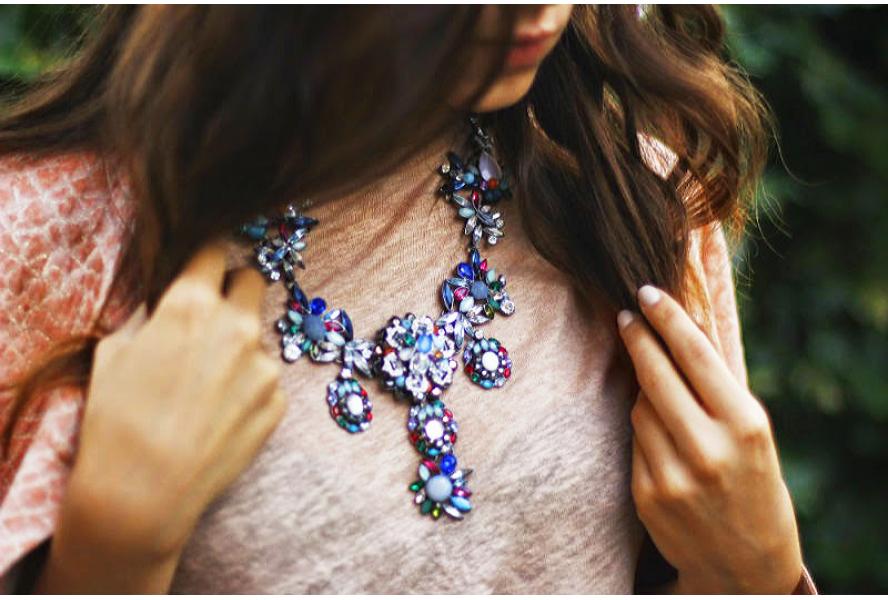 Bib Jewelry | Designer Inspired Statement Jewelry ‧ Lowest Price Guaranteed