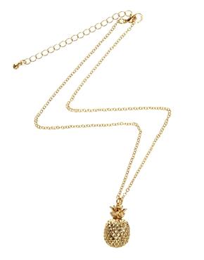 ASOS | ASOS – Halskette mit Ananasanhänger bei ASOS
