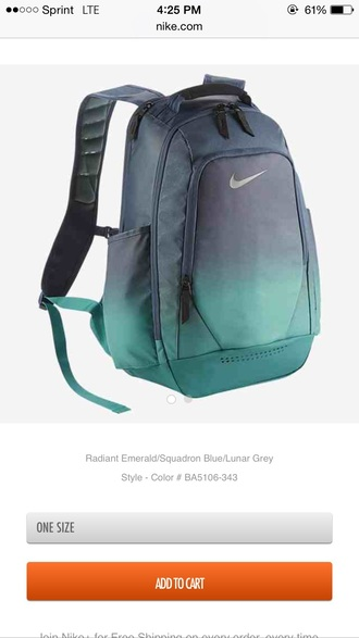 bag nike backpack
