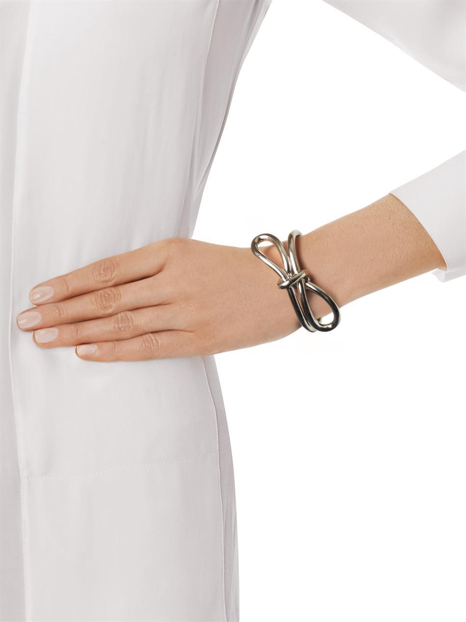 Bow bracelet | Balenciaga | MATCHESFASHION.COM