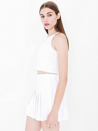 Tennis Skirt   American Apparel