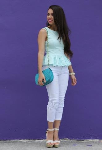 t-shirt shoes jewels bag jeans nany's klozet