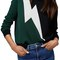 Topshop lightning bolt sweater | nordstrom