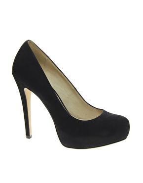 Faith | Faith Cadbury Black Court Shoes at ASOS