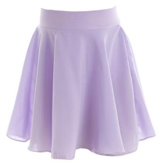 skirt pastel goth pastel kawaii violet purple flieder tüllrock balett ballet