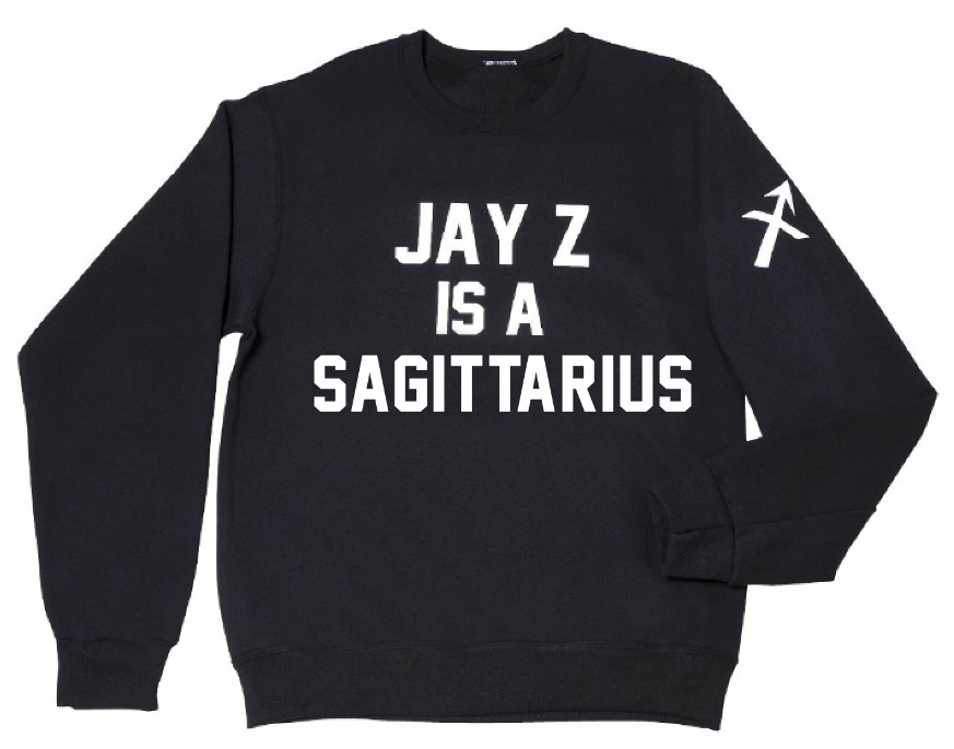 Jay z is a sagittarius
