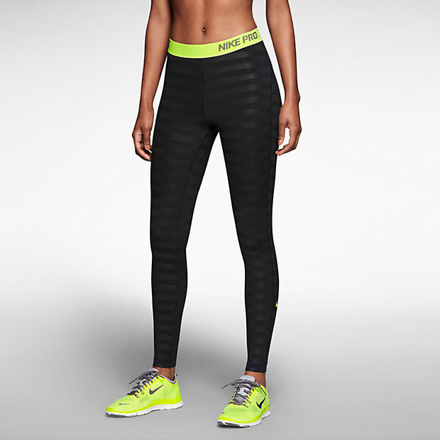 release info on special section reasonable price NIKE PRO HYPERWARM EMBOSSED LARGE NEW Womens ...