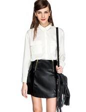 skirt,black leather skirt,zipper mini skirt,double zip skirt,mini skirt,party skirt,night out skirt,pixie market,pixie market girl